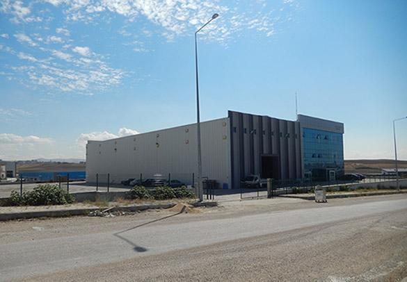Mesam Metal Fabrika